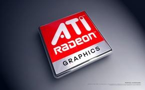 Обои видеокарта, AMD, Radeon