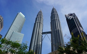 Картинка city, world, tower, one, best, building, malaysia, kuala, lumpur, klcc, tallest, proud, central