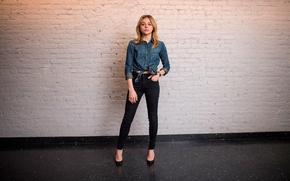 Картинка джинсы, рубашка, Хлоя Грейс Морец, Chloe Moretz, The New York Times