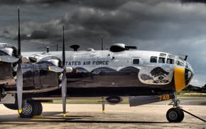 Картинка оружие, самолёт, B-29