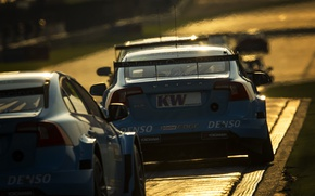 Картинка Volvo, Седан, Shanghai International Circuit, Touring, S60, WTCC, World Touring Car Championship, TC1, Volvo Polestar …