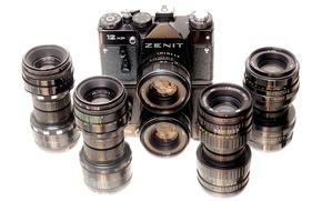 Картинка camera, Zenit, lenses, Helios