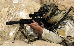 Картинка Солдат, США, Армии