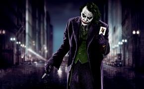Картинка JOKER, бетмен, джокер, batman