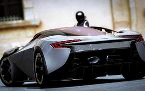 Картинка Aston Martin, суперкар, спорткар