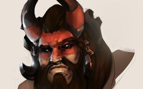 Картинка Игры, Game, Defense of the Ancients, Dota 2, Дота 2, Beastmaster