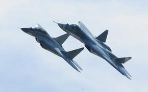 Картинка небо, Россия, пак.фа