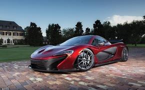 Обои McLaren, суперкар, макларен
