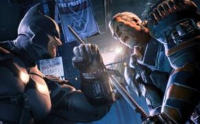 Картинка Comics, Bruce Wayne, Warner Bros, Batman Arkham Origins Wallpaper, Gotham