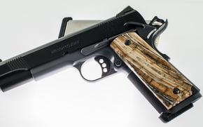 Картинка пистолет, оружие, Wilson, Combat, Supergrade, Tactical