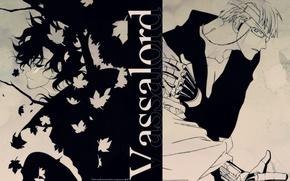 Картинка парни, вампиры, Вассалорд, Vassalord, Чарли, Рейфло