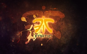 Обои Team, cs go, Fnatic