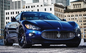 Картинка Maserati, wheels, Granturismo, forgiato