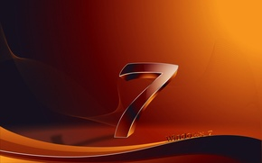 Обои Windows, Windows 7, Seven