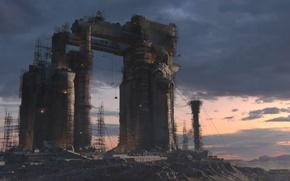 Картинка фентези, Арт, World of Warcraft Warlords of Draenor