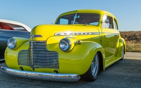 Картинка ретро, Chevrolet, классика, 1940, Special Deluxe