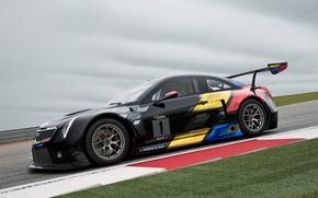 Картинка Cadillac, Coupe, ATS-V, Racing Edition