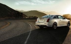 Картинка Cadillac, Cadillac Wallpaer, Cadillac 2015, Cadillac ATS 2015, Cadillac ATS Sedan