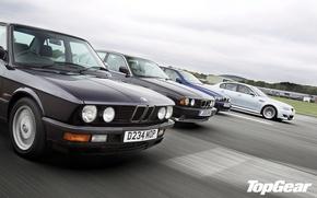 Картинка бмв, BMW, классика, top gear, E34, высшая передача, топ гир, E39, E60, самая лучшая телепередача …