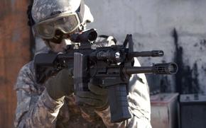 Картинка оружие, винтовка, us army