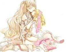 Картинка куклы, кукла, rozen maiden, 3 сезон, Дева роза, киракисе