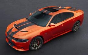 Картинка Dodge, додж, Charger, чарджер, Hellcat, SRT