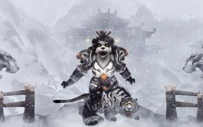 Картинка Панда, World of Warcraft, вов, Ворлд оф варкрафт