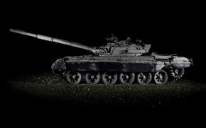 Обои танк, T72, оружие
