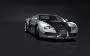 Обои Veyron, суперкар, Bugatti