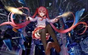 Картинка anime, art, Hidan no Aria, Aria Holmes Kanzaki