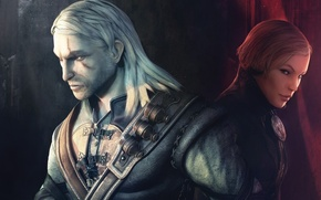 Картинка Игры, ведьмак, The Witcher