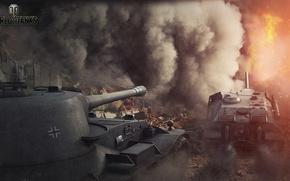 Картинка Германия, танк, танки, Germany, WoT, Мир танков, tank, World of Tanks, tanks, Wargaming.Net, BigWorld, E-25, …