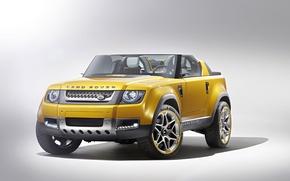 Обои sport, concept, dc100, land rover