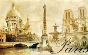 Картинка france, parise, effel