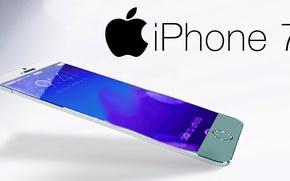 Картинка Apple, iPhone, style, Hi-Tech, Phone, iPhone 7