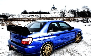 "Обои STI, Impreza, ""скуби"", Subaru, WRX"