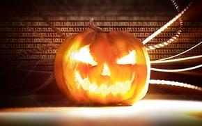 Картинка Halloween, Хэллоуин, Тёмная сторона Сети