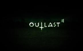 Картинка Игры, Game, Horror, Хоррор, Outlast II