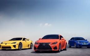 Картинка купе, Lexus, RCF