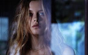 Картинка девушка, красавица, Solveig Mørk Hansen