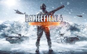 Обои DLC, DICE, Premium, Battlefield 4, Frostbite 3, Battlefield 4: Final Stand