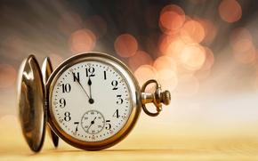Картинка время, стиль, ретро, часы, логотип, размытость, винтаж, старинные, бренд, боке, brand, watch, элегантный, карманные, wallpaper., …