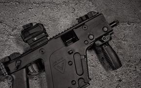 Обои оружие, фон, автомат, Vortex, SPARC AR