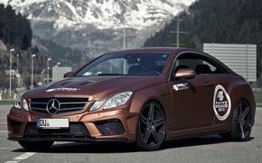 Обои C207, Black Edition, Prior-Design, Widebody, мерседес, PD850, 2013, Mercedes