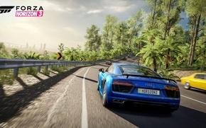Картинка Audi, Car, Forza Horizon 3