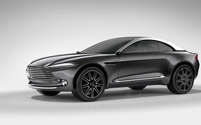 Картинка Concept, Aston Martin, астон мартин, 2015, DBX