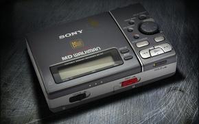 Картинка SONY MZ-R3, Recorder, Mini Disc Player