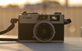 Картинка фон, камера, Canon