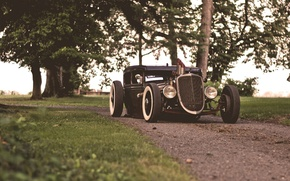 Картинка ford, форд, хотрод, rat, hotroad, рэтрод, ratrod