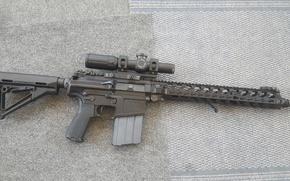 Обои оружие, штурмовая, винтовка, карабин